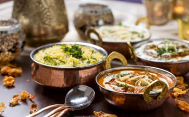 Tiffin the Indian kitchen
