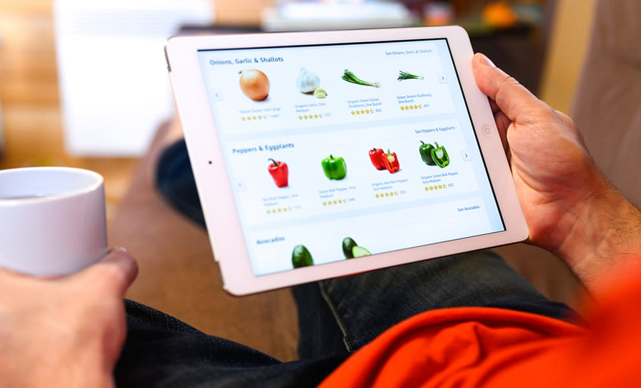 Benefits of Online Grocery Shopping During COVID-19