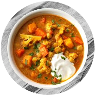 Veg Curries