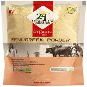 24 MANTRA ORGANIC METHI POWDER