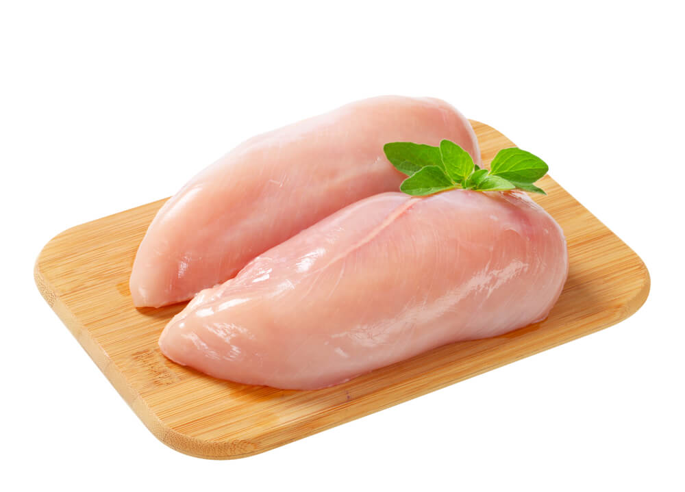 Halal Chicken Breasts Boneless