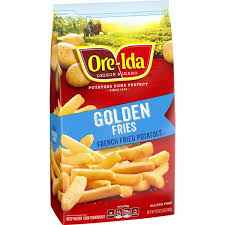 ORE-IDA GOLDEN FRENCH FRIES