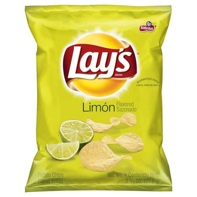 FRITO LAYS LIME