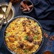 Family Pack - Goat Biryani