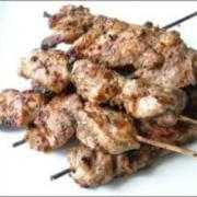 Almond Chicken Kabab