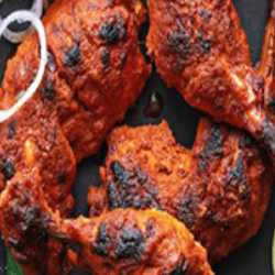 Tandoor Half Chicken