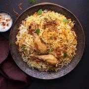 (New)Family pack Ulavacharu gongura ckn biryani