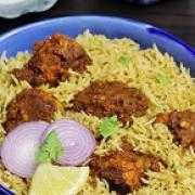 Golkonda Chicken Biryani - EXTRA SPICY